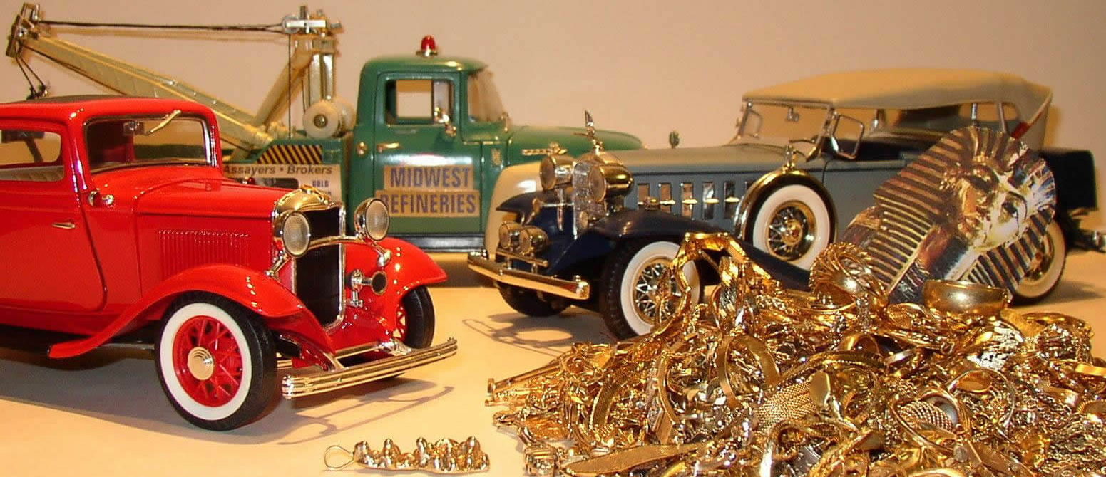 Scrap Gold Buyers & Gold Brokers | USA